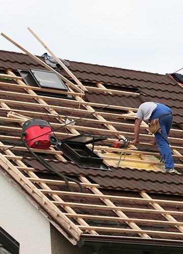 Serwis dachów i renowacje dachów