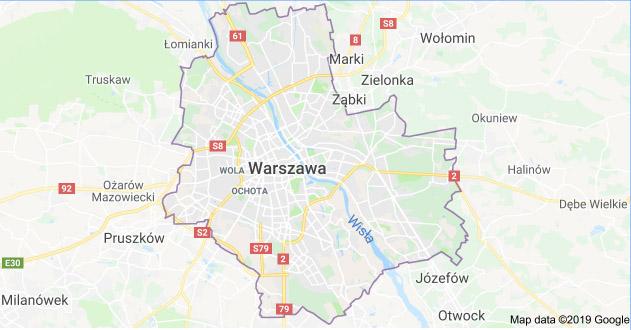 Hale stalowe Warszawa