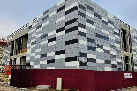 Winthrop Engineering  / Eguinix WA 3.2 Data Center